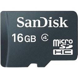 Sandisk 16 GB MicroSD Card (Class 4)