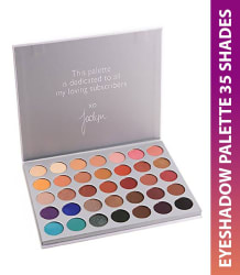 Morphe The Jaclyn Hill 35 Colors Eyeshadow Palette