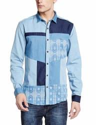V Dot by Van Heusen Men s Casual Shirt