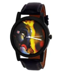 newmen LORD GANPATI Leather Analog