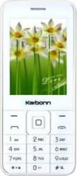 Karbonn K-Phone 1 (White + Champagne)-(Open Seal) -Refurbished