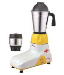 Min Max Popular 500 Watt 2 Jar Mixer Grinder