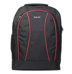 Black school bag for boys / girls