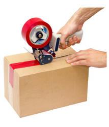 J M 2 Inch Tape Dispenser Packaging Tool