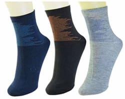 Neska Moda Men s Ankle Socks (Pack of 3)