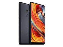 Mi Mix 2 6Gb Ram (128Gb, Black)