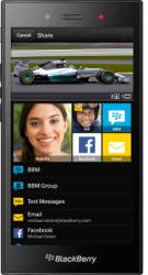 Blackberry Z3 (Black, 8 GB) (1.5 GB RAM)