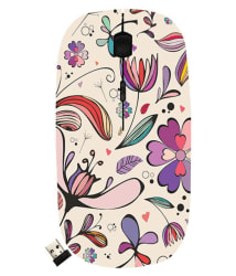 Casotec 8194-12298 Multicolour Wireless Mouse