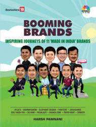 Booming Brands: Inspiring journeys of 11  Made in India  Brands (Hardcover)