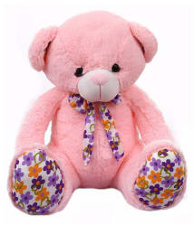 Mable Kids Stuffed Teddy Bear Soft Toy (Pink 55 CM)
