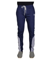Green House Navy Cotton Trackpants