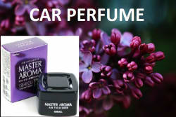Master Aroma Car Perfume for Dashboard- Sweet mellow