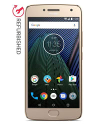REFURBISHED Motorola G5 Plus 32GB Gold 4 GB RAM