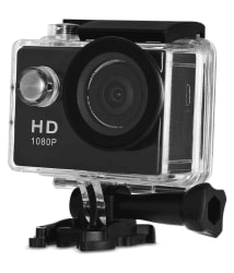 SunDel 12.2 MP Action Camera