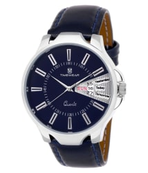 TIMEWEAR S-181BDTGDD Leather Analog \