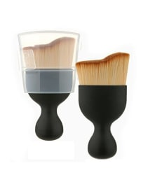 House Of Quirk Professional Contour Foundation S Shape Makeup Brush