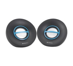 Zebronics Shell 2.0 Computer Speakers - Black