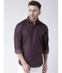 Hangup Cotton Blend Shirt