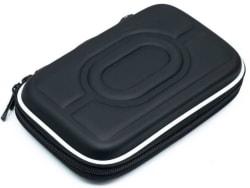 LipiWorld External Hard disk External hard disk case HDD Storage Shockproof Travel Protection Case - Black