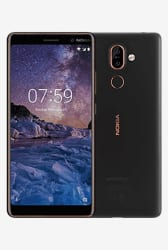 Nokia 7 Plus 64 GB (Black/Copper) 4 GB RAM, Dual SIM 4G