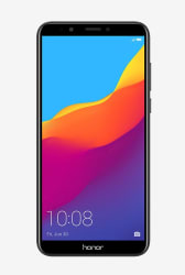 Honor 7C 32 GB (Black) 3 GB RAM, Dual Sim 4G