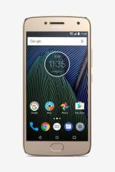 Motorola Moto G5 Plus 32GB (Fine Gold) 4GB RAM, Dual SIM 4G