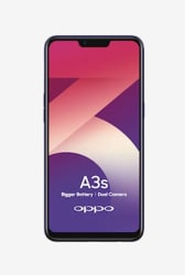 OPPO A3s 16 GB (Purple) 2 GB RAM, Dual Sim 4G
