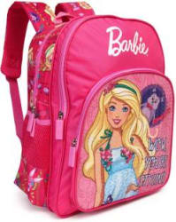 Barbie WOW Pink School Bag (Pink, 30 L)