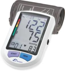 Dr. Morepen BP-16 Colored Display Bp Monitor White
