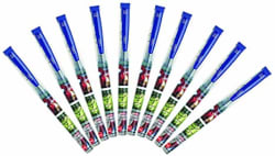 Cello Tristar Limited Edition Avengers Pen Set - Pack of 10 (Blue)