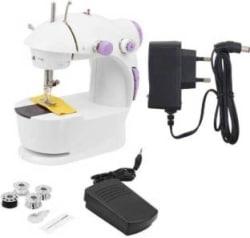 WDS ™Mini 4in1 Electric Sewing Machine ( Built-in Stitches 1) Electric Sewing Machine Built-in Stitches 1