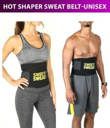 Goyal Trading Hot Shaper Sweat Slimming Belt-Free Size
