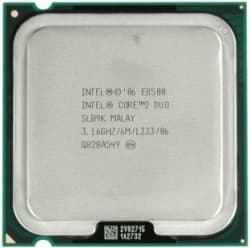 Intel 3.16 GHz LGA 775 e 8500 Processor (Silver)