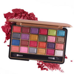 Miss Rose Professional MT 02 Shimmer Eyeshadow Palette 24 Shades 25gm