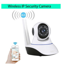 Ibs home Security IP Camera Wireless Surveillance Camera Wifi 720P Night Vision Dual Antenna Support IP Dome 720p Camera