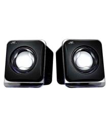 Terabyte E-02B 2.0 Speakers - Black