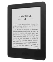 Kindle All New Kindle Basic Black ( Wifi Only No Voice Calling )