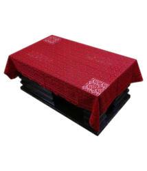 Flavio 4 Seater Cotton Single Table Covers