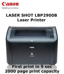 Canon Lasershot Printer-LBP 2900B