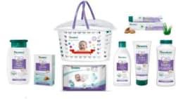 Himalaya Baby Gift Pack Basket White