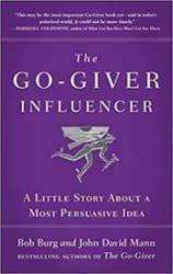 The Go- Giver Influencer (Paperback)