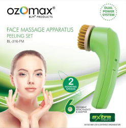 Ozomax Face & Nail Massager 6 in 1