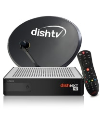 Dish TV HD+ Titanium Full On HD ( Worth Rs 755) with 1 month Subscription Free