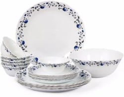 Cello Imperial Vinea Pack of 19 Dinner Set Opalware