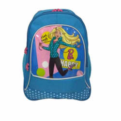 Barbie Blue School Backpack (MBE-MAT376)