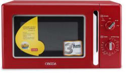 Onida 20 L Solo Microwave Oven(MO20SMP13R, Red)