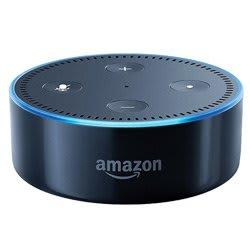 Amazon Echo Dot Bluetooth Speaker (Black)
