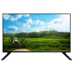 Croma 98 cm (39 inch) HD Ready LED Smart TV (CREL7341, Black)