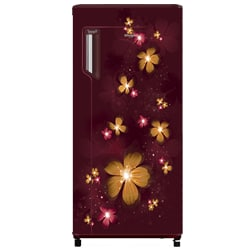 Whirlpool 190 L 3 Star Direct Cool Single Door Refrigerator (205 IMPWCOOL PRM, Wine Exotica)