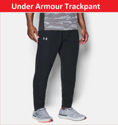 Under Armour Men s Track Pants For Running / Gym wear / Active Wear Trackpant
